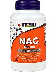 NOW NAC 600 mg, 100 stycken