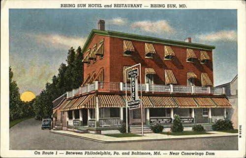 Halloween In Rising Sun, Md 2020 Rising Sun Hotel and Restaurant Rising Sun, Maryland MD Original