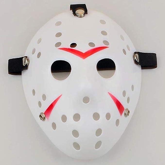 Shuzhen,Máscaras de Halloween Jason Vs. Viernes 13 Trajes de ...