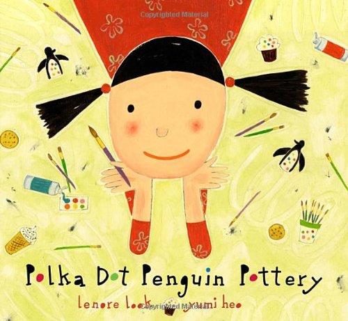 Polka Dot Penguin Pottery (Place Pottery)
