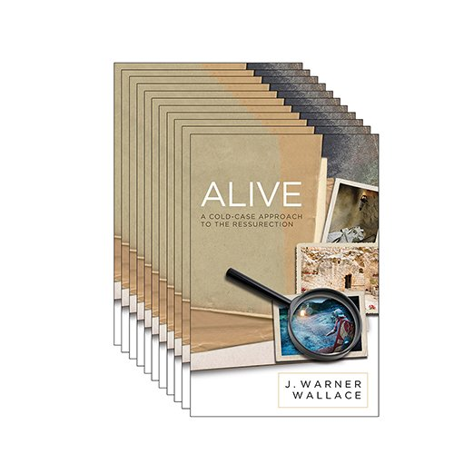 Alive 10-pack (The Case For The Resurrection Of Jesus)