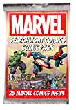 25 Marvel Comic Bundle + Bonus Searchlight Comics Sticker