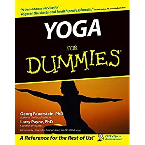 Yoga For Dummies: Georg Feuerstein, Larry Payne ...
