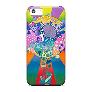 MMZ DIY PHONE CASEShock-Absorbing Hard Cell-phone Cases For ipod touch 4 (hgM15603jxzA) Support Personal Customs Stylish The Beatles Image