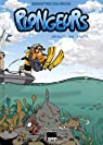 Plongeurs, tome 1 : Des bulots dans la flotte par Salingue