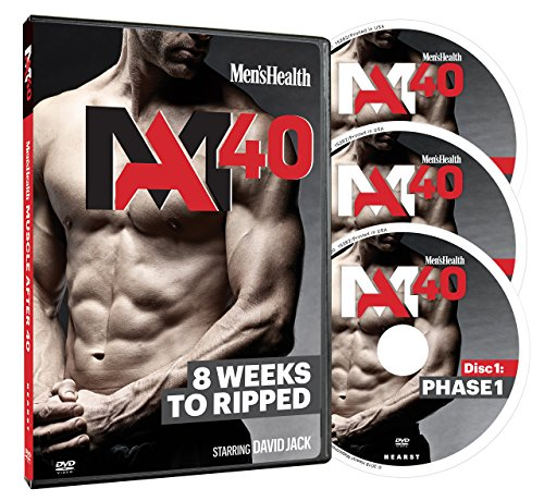 Mens Health MA40 Weeks Ripped product image