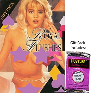 Are absolutely nude hustler cards