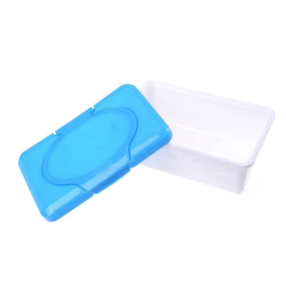 Fadacai Bo/îte de rangement en plastique pour lingettes pour b/éb/é