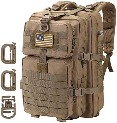 Hannibal Tactical Backpack Military Rucksack product image