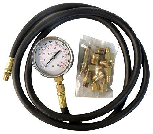 GearWrench 3343D Kit para Presión de Aceite/Transmisión Auto