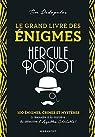 Le Grand livre des énigmes Hercule Poirot par Dedopulos