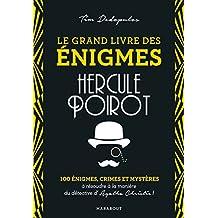 GRAND LIVRE DES ÉNIGMES HERCULE POIROT (LE)