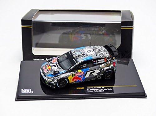IXO - Ram565P - Volkswagen Polo R WRC - Rally de Gran Bretaña 2013 ...