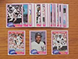 New York Yankees 1981 Topps Baseball Master Team Set w/ Additional Year End High Number Cards (38 Cards)**(An Receive a FREE Mickey Mantle 1957 REPRINT Card)** (American League Champions) (Reggie Jackson) (Ron Guidry) (Tommy John) (Willie Randolph) (Rick Cerone) (Graig Nettles) (Jim Spencer) (Goose Gossage) (Gaylord Perry) (Bobby Mercer) (Luis Tiant) (Bucky Dent) (Bob Watson) (Lou Piniella) (Rick Reuschel) (Dave Winfield)