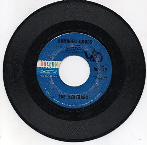 damaged goods / the ninth wave 45 rpm single