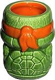 Geeki Tikis Teenage Mutant Ninja Turtles Michelangelo Mini Tiki Mug January 2017 Loot Crate