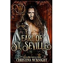 Earl of St. Seville: Wicked Regency Romance (Wicked Earls' Club)