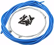 Bike Brake Cables and Cycling Shift Cable Suitable for Wire Brake Cable, Cover, Ends Brake Cable Ends Bike Bra