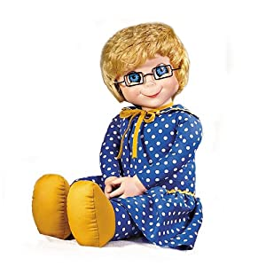 """Collectible Mrs. Beasley Talking Doll From Family Affair - 20"""" by Ashton Drake"""
