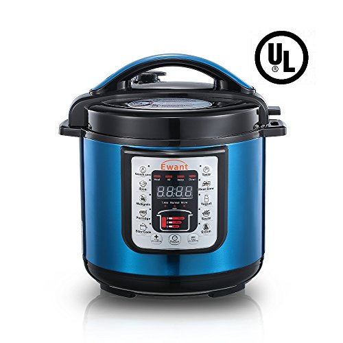 oval electric pressure cooker - 5