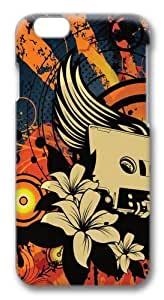 Audio Riot20 Custom Case For HTC One M8 Cover Polycarbonate 3D