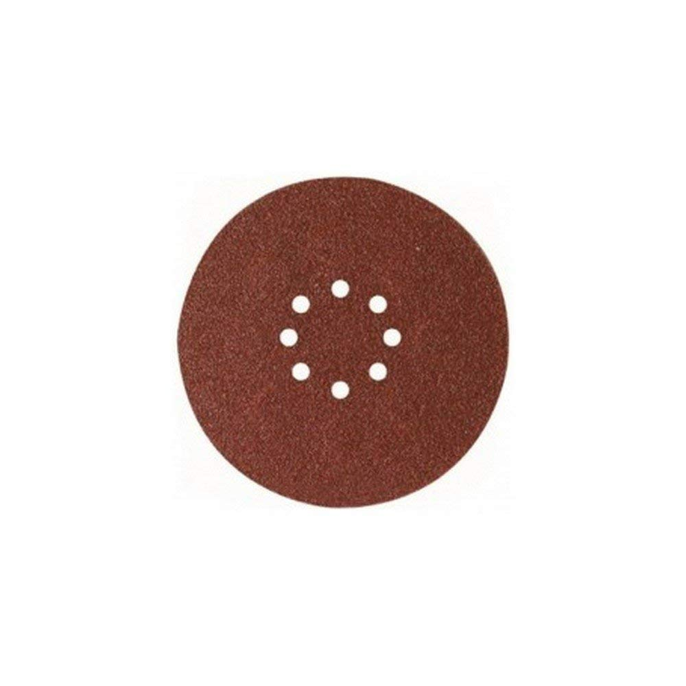 Vitrex VITLRSSD180 Long Reach Floor Sander Discs, Blue, 180 G, Set of 10 Pieces