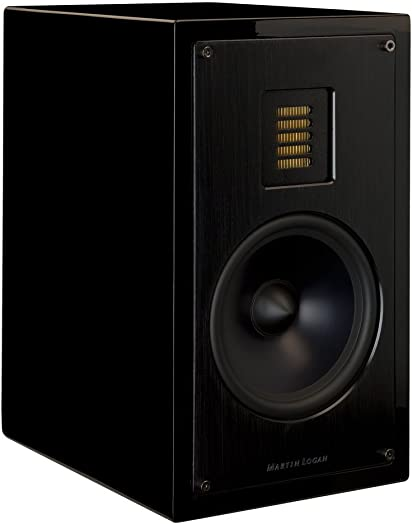 MartinLogan LX16 Piano Black Ea. Bookshelf Speaker