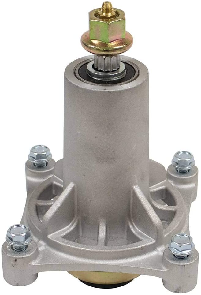 Spindle Assembly w//Pulley fits AYP Fits Husqvarna Craftsman 285-585 187292 19287