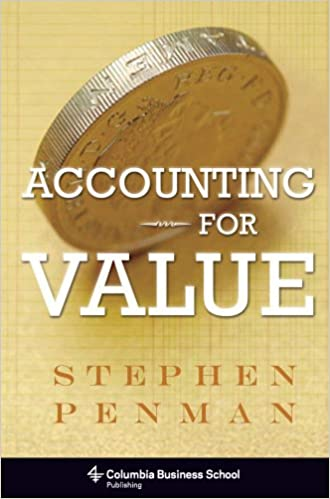 Amazon accounting for value columbia business school accounting for value columbia business school publishing kindle edition fandeluxe Gallery