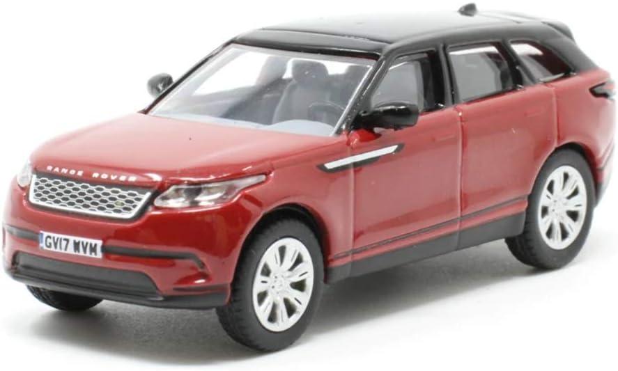 BNIB OO GAUGE OXFORD 1:76 76VEL001 Range Rover Velar Firenze Red