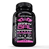 Rockstar Brainy Gal Supplement, 60 Count For Sale