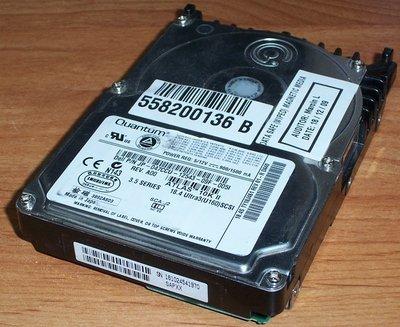 Dell 8K146 36GB 10K U160 80-Pin SCSI Hard Drive - 36gb 10k U160 Hard Drive