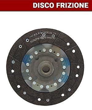 2052.p3 Kit Embrague 3 piezas con almohadilla reggispinta Original OE: Amazon.es: Coche y moto