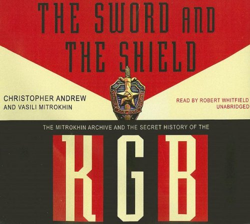 The Sword and the Shield by Blackstone Audiobooks, Inc.