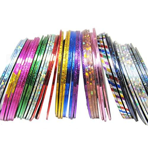 tenworld-30pcs-mixed-colors-rolls-striping-tape-line-nail-art-tips-decoration-sticker