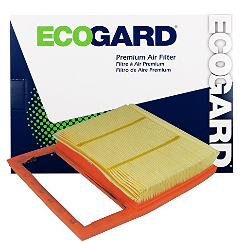 ECOGARD XA6271 Premium Engine Air Filter Fits Ford Fusion, C-Max / Lincoln MKZ