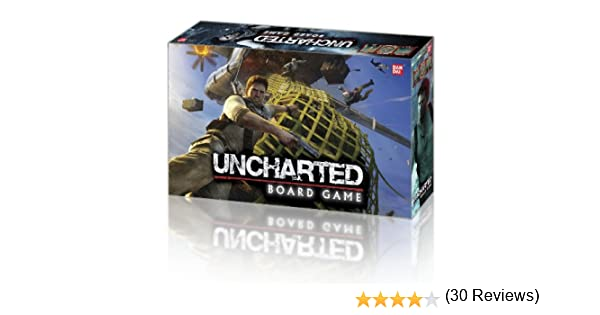 Uncharted: The Board Game by Bandai Cards by: Amazon.es: Juguetes y juegos