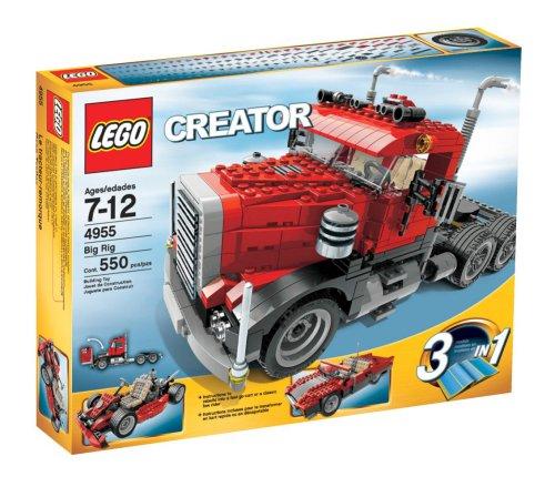 Lego Big Rig