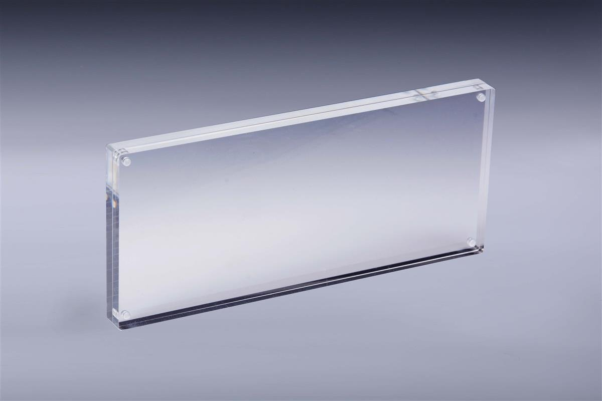 Amazon.com - Set of 2 - Acrylic Box Frame for 4\