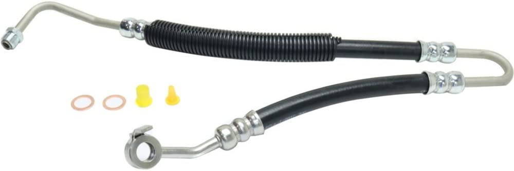 Power Steering Hose compatible with Toyota Toyota Land Cruiser 93-97 LX450 96-97 Power Steering Hose