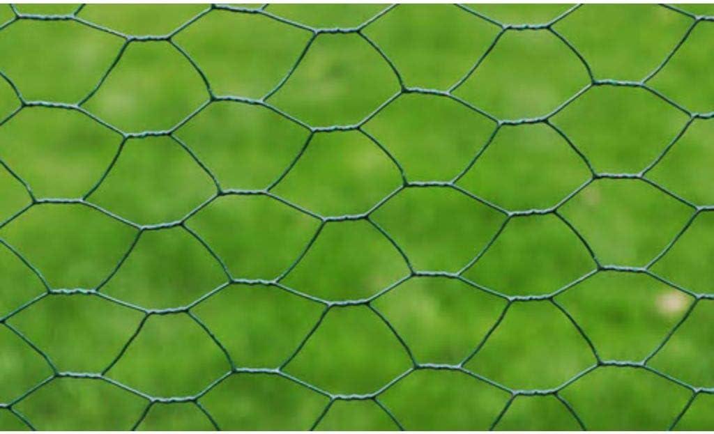 vidaXL Valla De Alambre Hexagonal