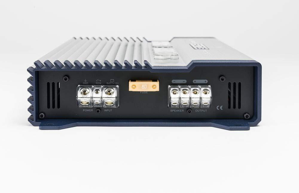 Hifonics BXX1200.1D Brutus Class D 1200W RMS 1 Ohm Mono Car Subwoofer Amplifier