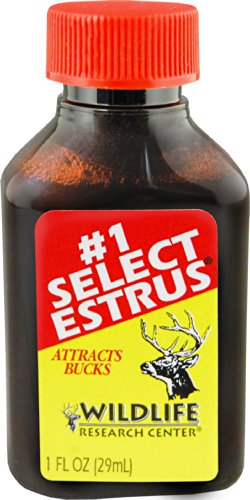 (Wildlife Research 401 #1 Select Estrus Whitetail Deer Attractor (1-Fluid Ounce) )