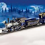 Silver Moon Express Wolf Art Electric Train Collection - Subscription Plan