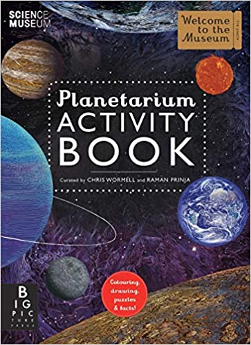 Planetarium Activity Book (Welcome To The Museum): Amazon co
