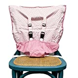 Mint Marshmallow Travel Seat, Pink