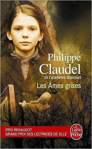Philippe Claudel - Les Âmes grises sur Bookys