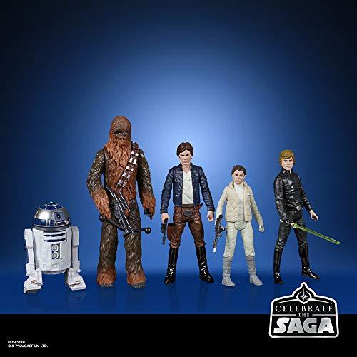 Star Wars rebel alliance figure set