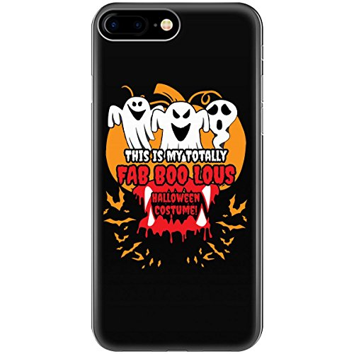 My Totally Fab Boo Lous Halloween Costume - Phone Case Fits Iphone 6 6s 7 -