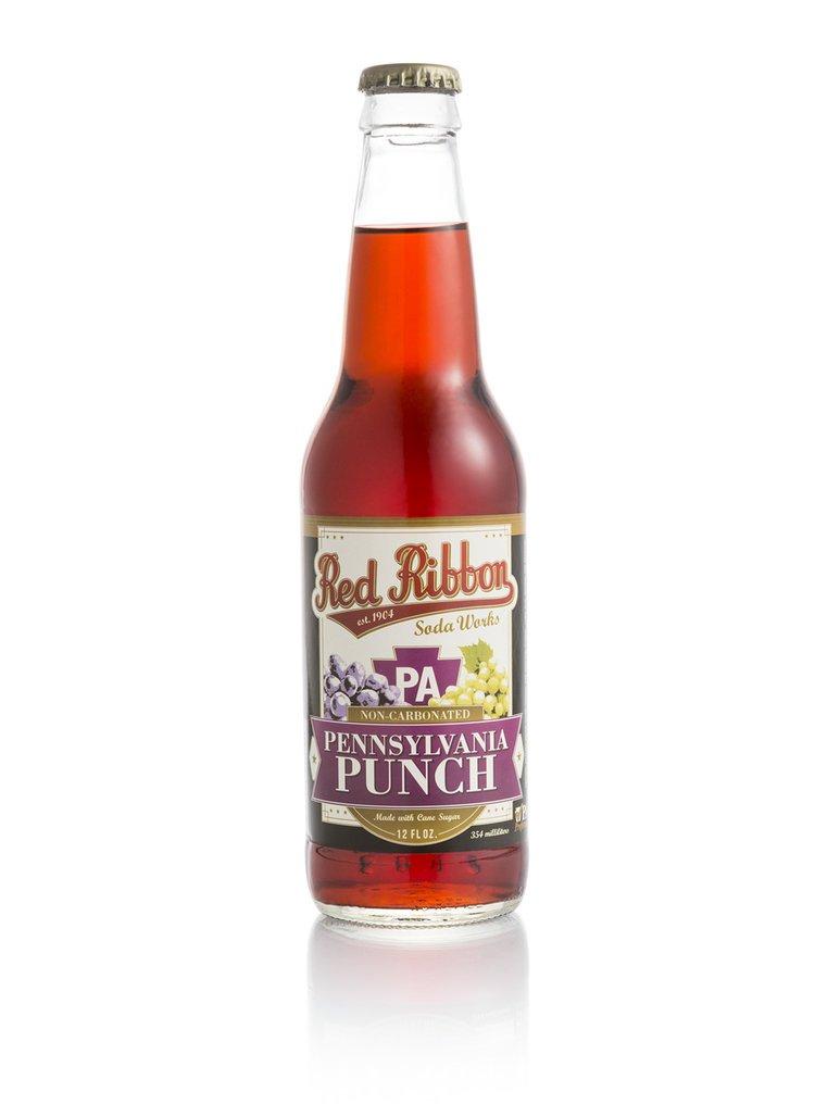 Red Ribbon Pennsylvania Punch Soda 12oz (24pk)